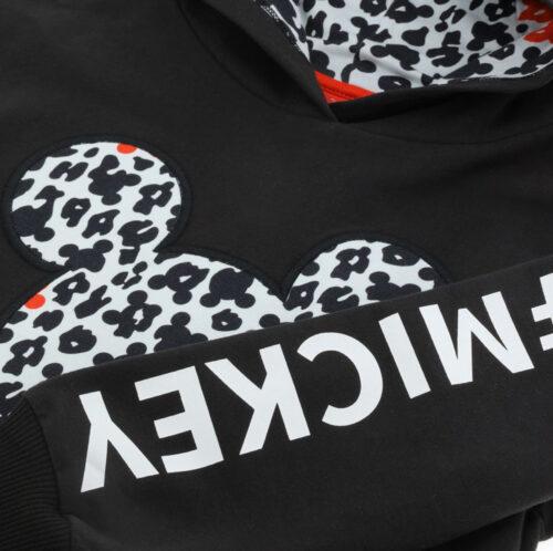 set animal print minnie mauro DBAV3640B-1